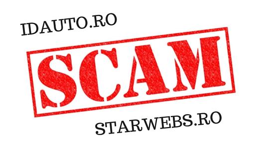 Clienti inselati de starwebs.ro /idauto.ro